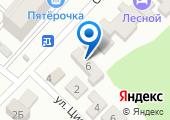 Chaika на карте