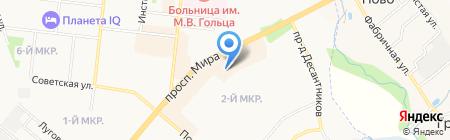 МамаСтиль на карте Фрязино