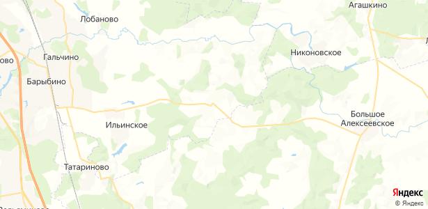 Кишкино на карте