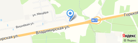 Домсервис-Балашиха на карте Балашихи