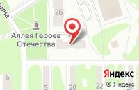 Схема проезда до компании ЕвроСтайл в Щелково
