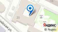Компания Южморгеология на карте