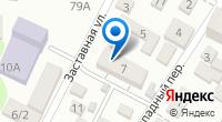 Компания Велоголик на карте