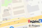 Схема проезда до компании Уют в Щёлково