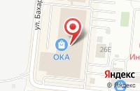 Схема проезда до компании Интеллект-Маркет в Ступино