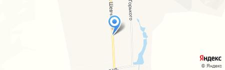 Продовольственный магазин на карте Свердлово