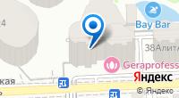 Компания Красотка на карте