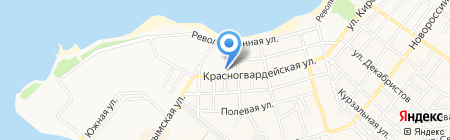 Кухни Белоруссии на карте Геленджика