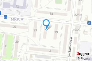 Снять двухкомнатную квартиру в Ступино Московская область, улица Чайковского, 21