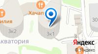 Компания Infans на карте