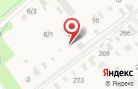 Схема проезда до компании Элекснет в Михайловской Слободе