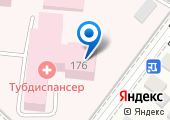 Геленджикский противотуберкулезный диспансер №23 на карте