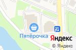Схема проезда до компании Мосавтотепло в Жуковском