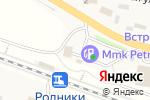 Схема проезда до компании Автомойка в Вялках