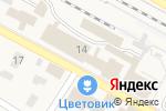 Схема проезда до компании Экономстрой в Быково