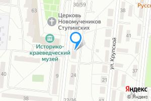 Снять однокомнатную квартиру в Ступино ул. Калинина, 26