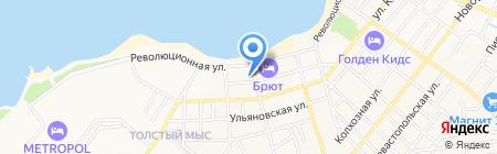 Платежный терминал на карте Геленджика