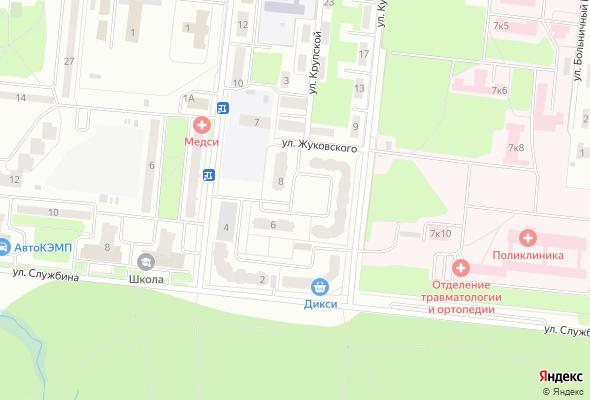 жилой комплекс квартал Дубки (Ступино)