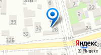 Компания Сапфира на карте