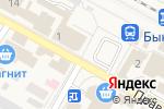 Схема проезда до компании Связной в Быково