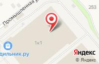 Схема проезда до компании Михайловская слобода в Островцах