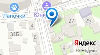 Компания Марш на карте