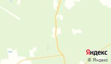Гостиницы города Большое Михайловское на карте