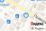 Схема проезда до компании Платежный терминал, Московский кредитный банк, ПАО в Быково