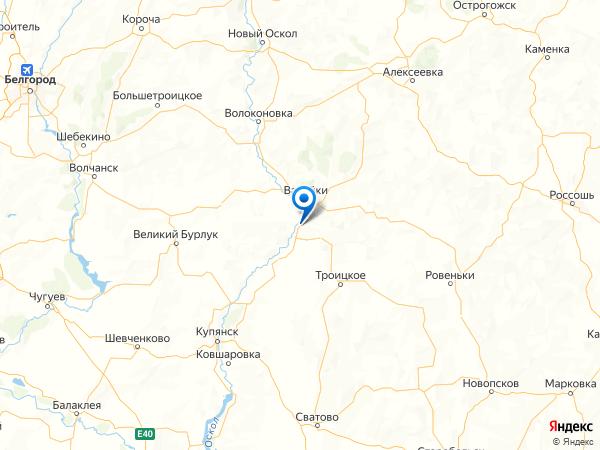 село Шелаево на карте