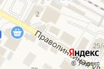 Схема проезда до компании Волга в Быково