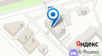Компания РЕСО-Гарантия, ОСАО на карте