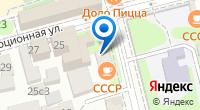 Компания Гастроном на карте