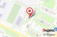 Схема проезда до компании Сейм в Заворово