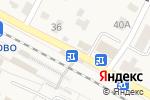 Схема проезда до компании Айхан в Быково
