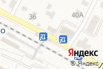 Схема проезда до компании Магазин мясной продукции в Быково
