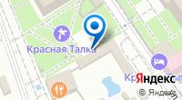 Компания Никта на карте