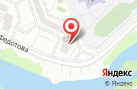 Схема проезда до компании Союз-4 в Жуковском