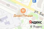 Схема проезда до компании Lego в Москве