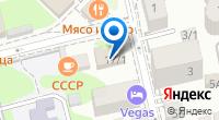 Компания МСК-Мед на карте