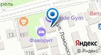 Компания Садхана на карте