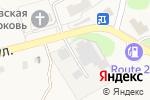 Схема проезда до компании Хлебозавод №4 в Моспино