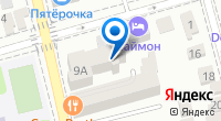 Компания Авто-CAM на карте