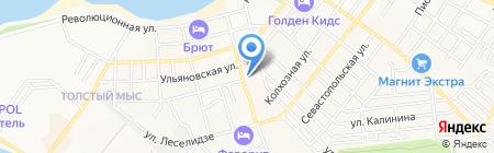 Банкомат МТС-Банк на карте Геленджика