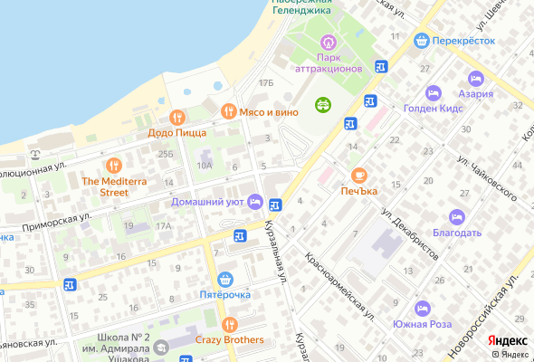 жилой комплекс Приморский