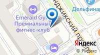 Компания Шиномонтажная мастерская на ул. Луначарского на карте