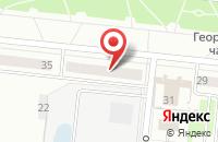 Схема проезда до компании Сково в Ступино