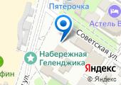 Компания по прокату электросамокатов на карте
