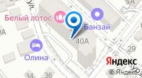 Компания Лада на карте