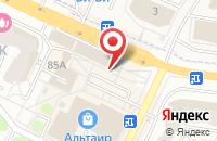 Схема проезда до компании 220-Вольт в Жуковском