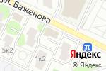 Схема проезда до компании Почта Банк, ПАО в Жуковском